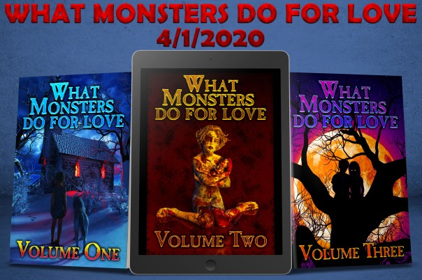 wHAT mONSTERS dO fOR lOVE pROMO 2